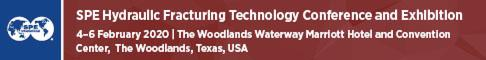 SPE Hydraulic Fracturing Technology Conference and Exhibit